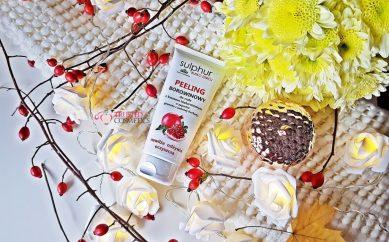 Peeling borowinowy marki Sulphur – recenzja kosmetyku uzdrowiskowego