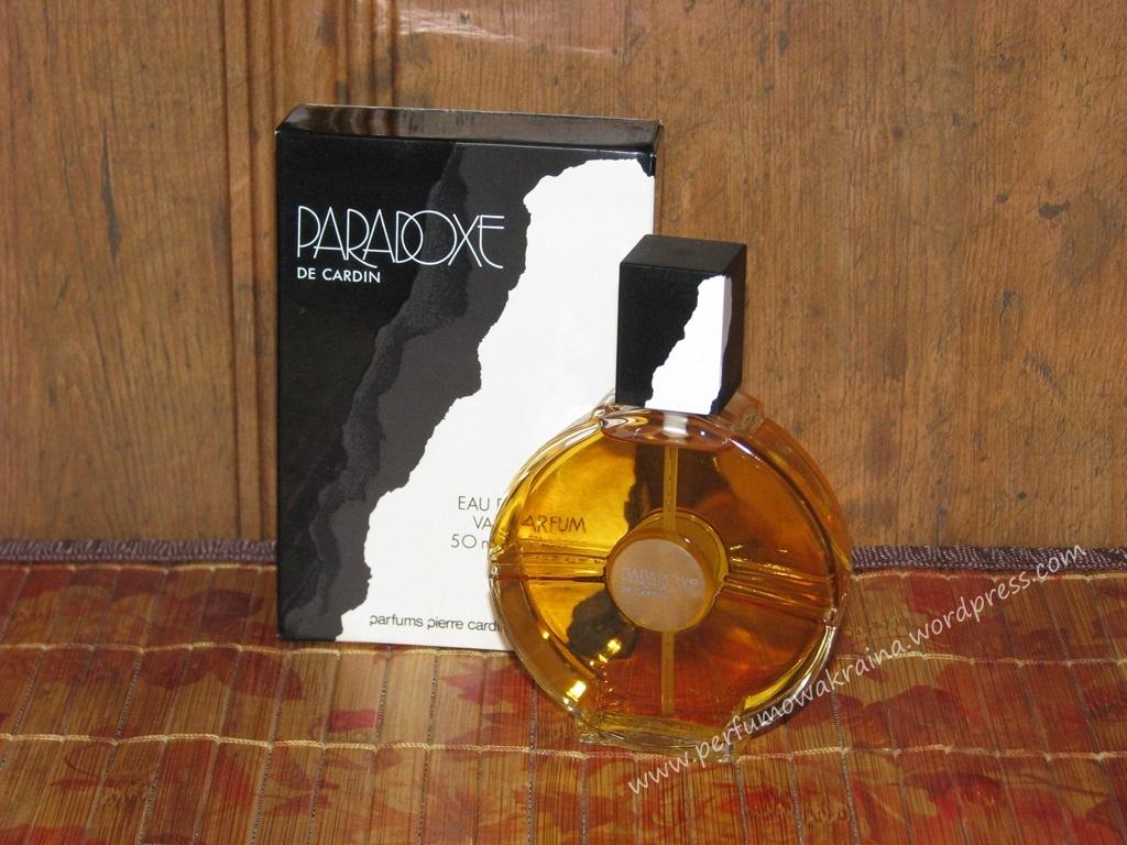 Perfumy Paradoxe marki Pierre Cardin