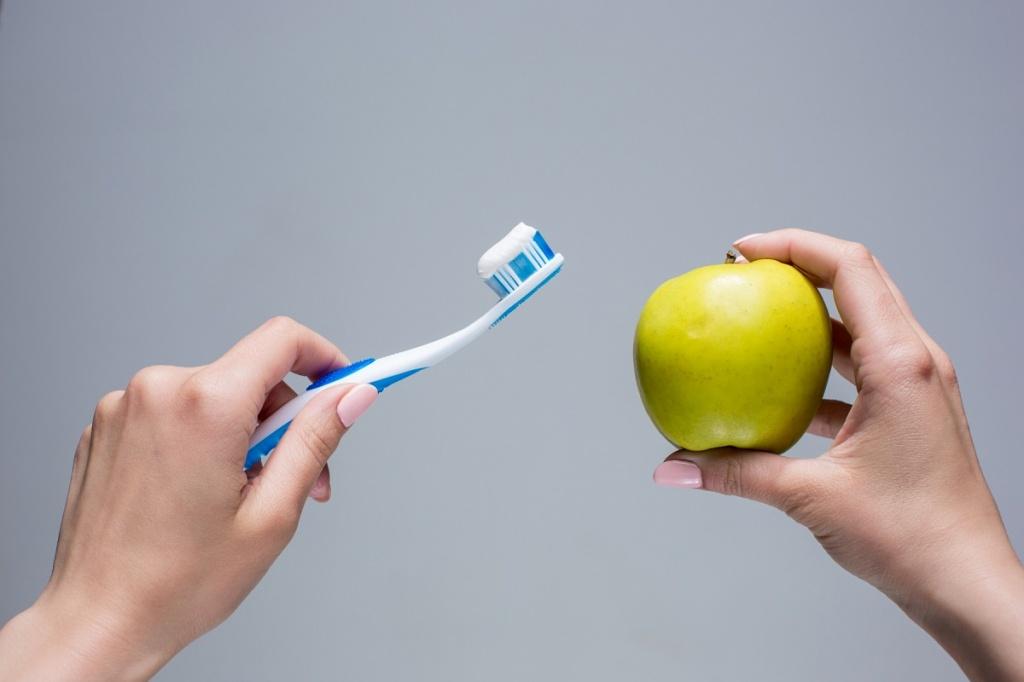 Błędy w higienie jamy ustnej
