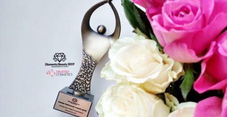 Koncept Franczyzowy Drogerie Jasmin nagrodzony Diamentem Beauty 2019