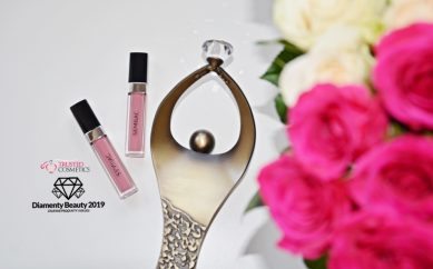 Matowa pomadka Indian Roses Semilac nagrodzona Diamentem Beauty 2019