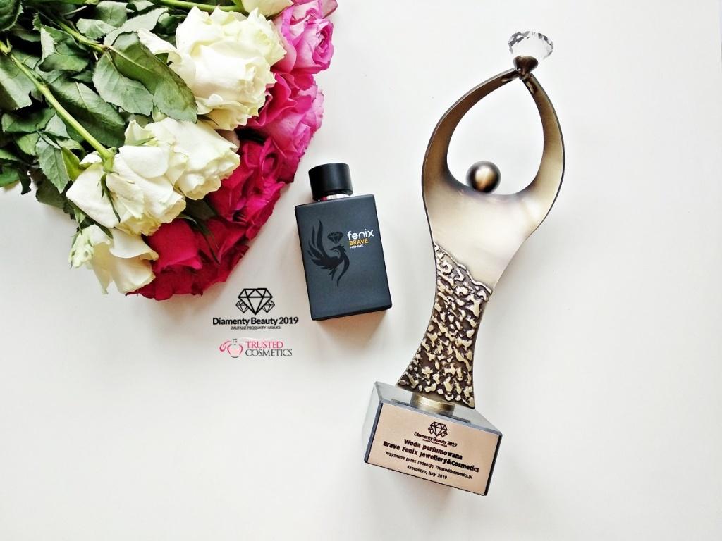 męskie perfumy Brave marki Fenix Jewellery&Cosmetics