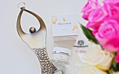 Kremowe serum ze śluzem ślimaka Fenix Jewellery&Cosmetics nagrodzone Diamentem Beauty 2019!