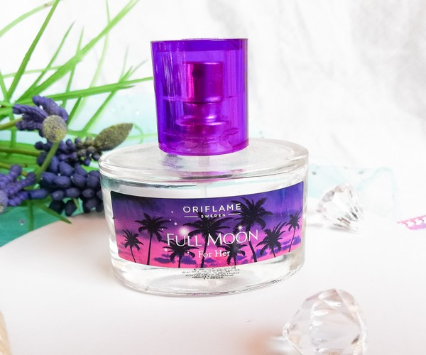 Perfumy Full Moon for her marki Oriflame
