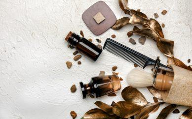 Przegląd składników aktywnych w męskich kosmetykach