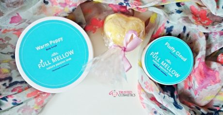 Full Mellow – pięknie pachnące kosmetyki z Wielkiej Brytanii. V kampania w Klubie Testerek Kosmetycznych