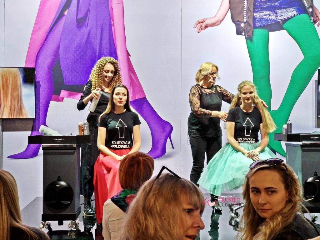 Mnóstwo atrakcji na Targach Look and beautyVision 2019 - relacja