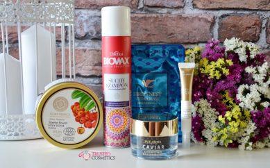 Inspiracje kosmetyczne czerwca 2019