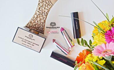 Kolekcja satynowych pomadek Semilac Classy Lips nagrodzona Diamentem Beauty 2019