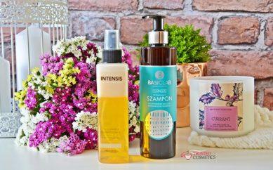 Jak wzmocnić włosy? Szampon Basiclab Capillus i dwufazowa odżywka Argan Oil Prosalon Intensis