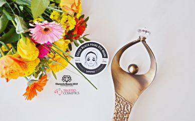 Maska w formie hydrożelowych płatków pod oczy Shangpree nagrodzona Diamentem Beauty 2019