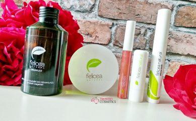 Polskie kosmetyki naturalne do makijażu Felicea
