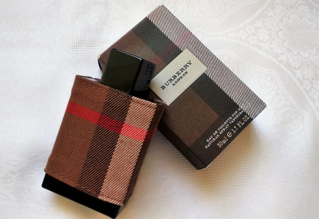 Perfumy London for Men EDT marki Burberry