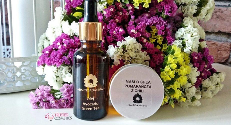 Recenzja kosmetyków Baltiqa Day Spa
