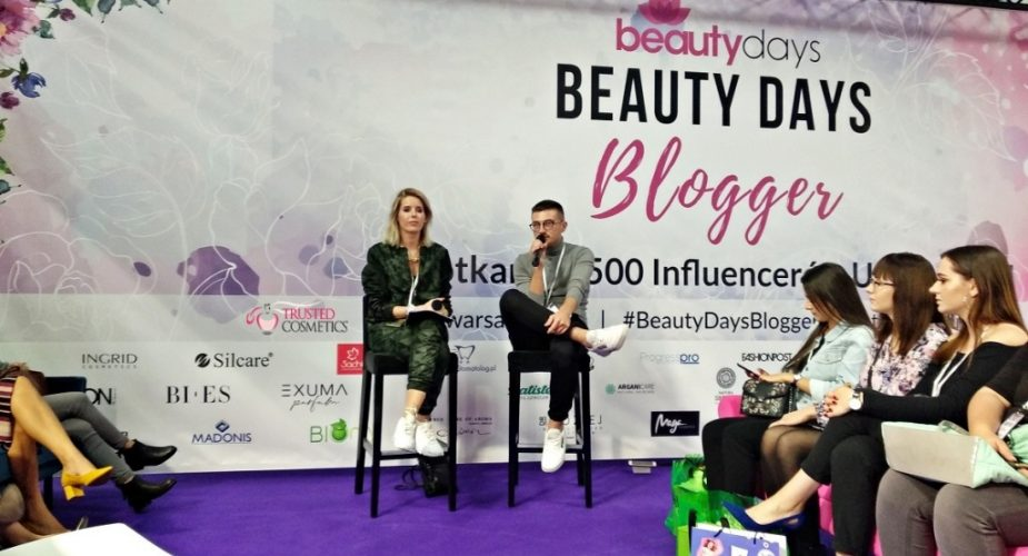 Byłam w kosmetycznym raju! Targi Beauty Forum i Beauty Days