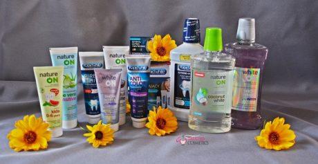 Preparaty do higieny jamy ustnej. VI kampania w Klubie Testerek Kosmetycznych