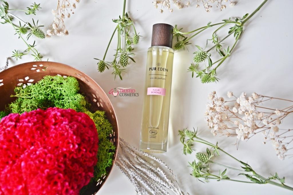 Wegańskie perfumy Pur Eden Eau de Parfum Fleur Boréale