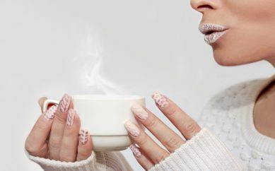 Świąteczne paznokcie. Beauty Challenge! Grudniowe Rytuały Pielęgnacyjne