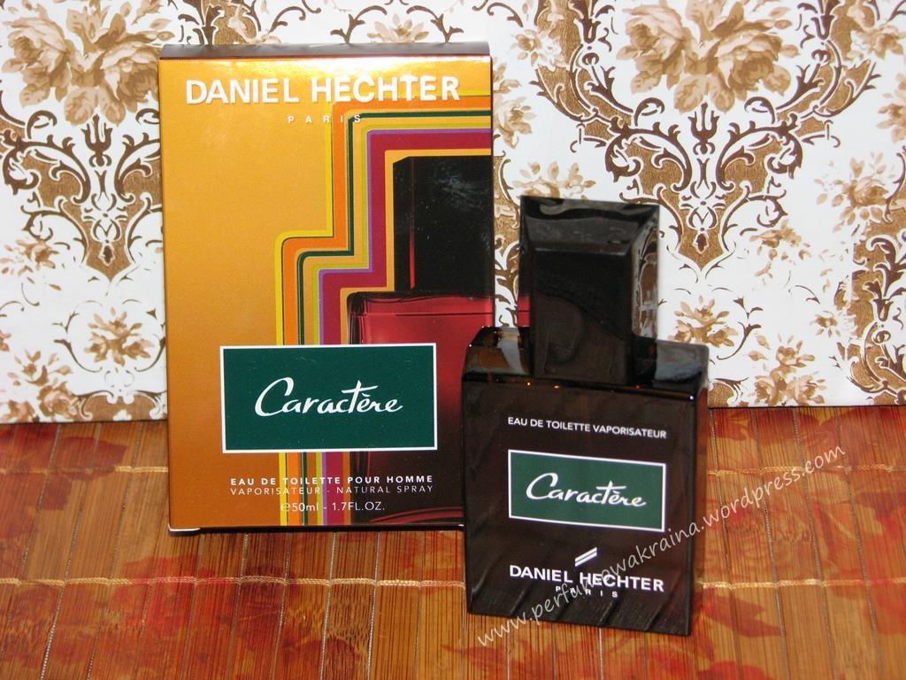 Perfumy Caractere marki Daniel Hechter