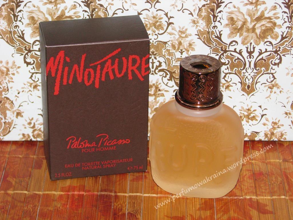 Perfumy Minotaure marki Paloma Picasso