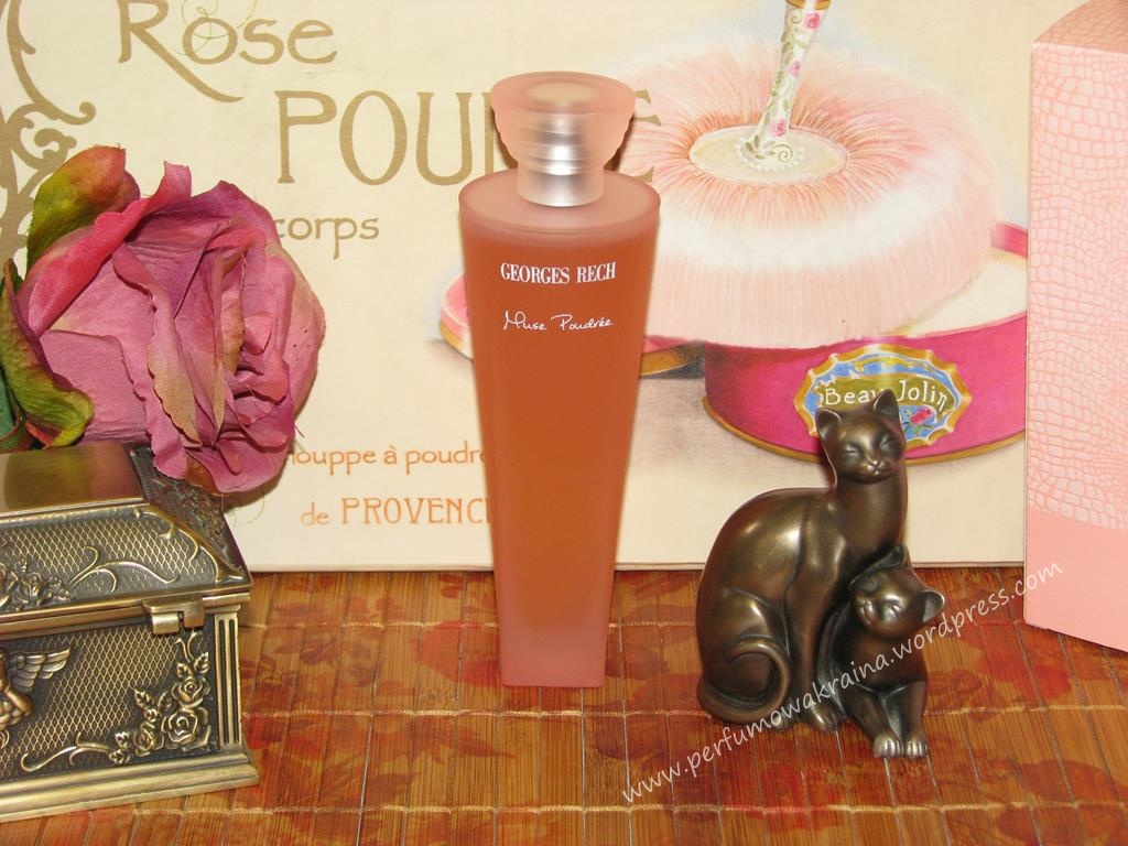 Perfumy Muse Poudree marki Georges Rech