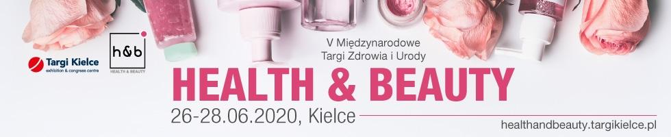 Targi Helth & Beauty Kielce 2020