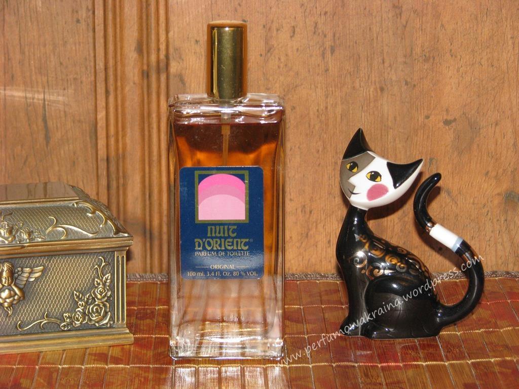 Perfumy Nuit d'Orient marki Coryse Salome