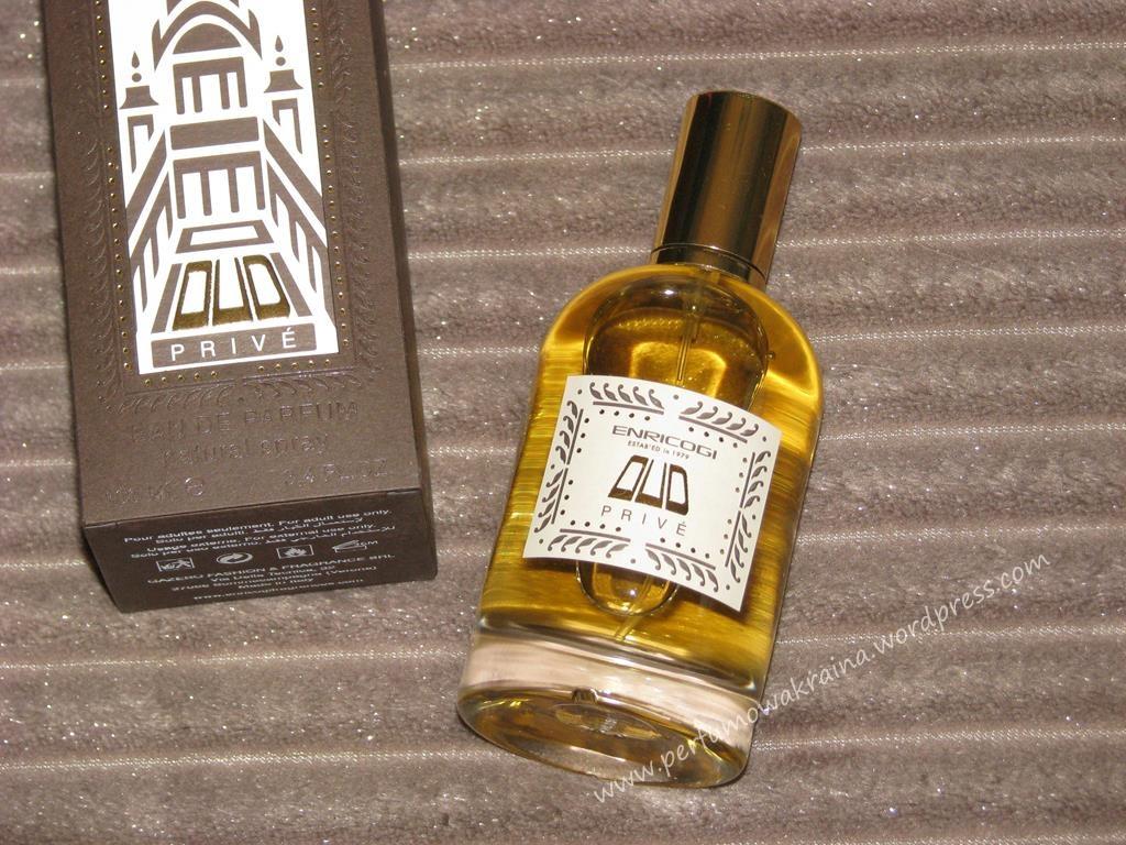 Perfumy Oud Prive marki Enrico Gi