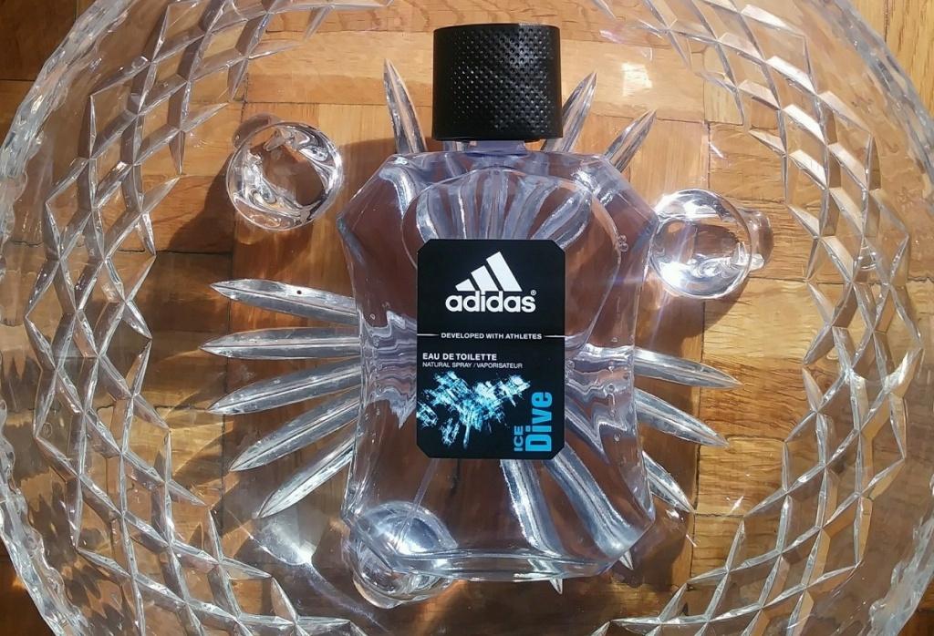 Woda toaletowa dla mężczyzn Ice Dive marki Adidas