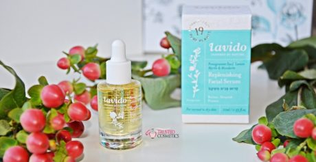 Odmładzające serum do twarzy Lavido Replenishing Facial Serum – recenzja