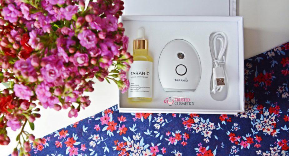 Innowacyjne naturalne serum brązujące Taranio – recenzja