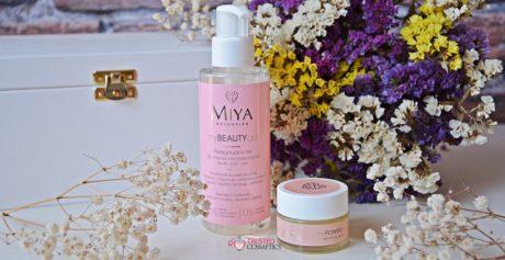 Recenzja kosmetyków Miya Cosmetics