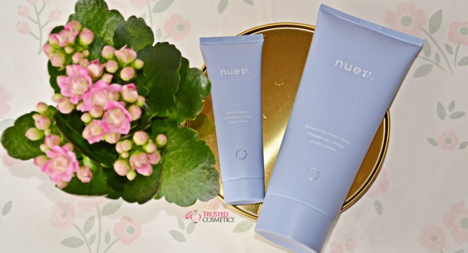 Recenzja kosmetyków Nuev