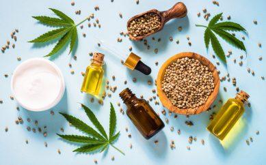 Olej z konopi – zastosowanie w kosmetyce