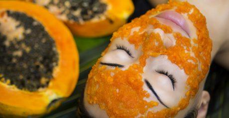 Papaja jako kosmetyk dla skóry i włosów