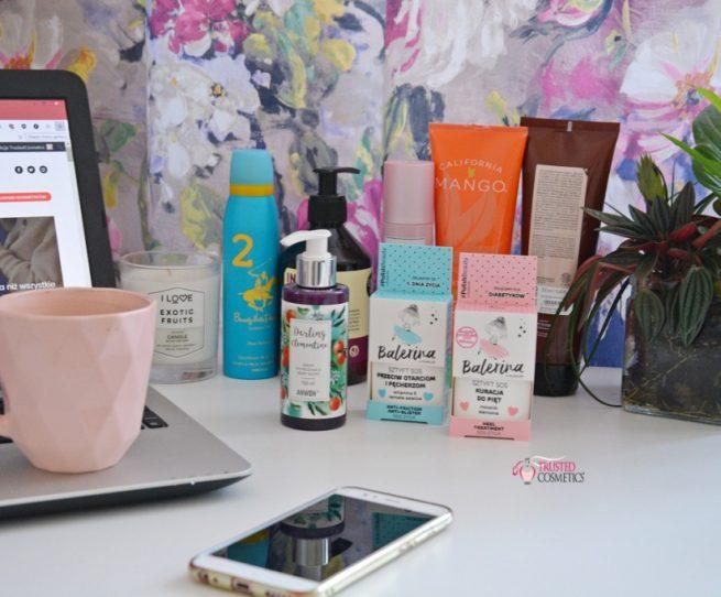 Kosmetyczna prasówka – lipcowy przegląd kosmetycznych nowości