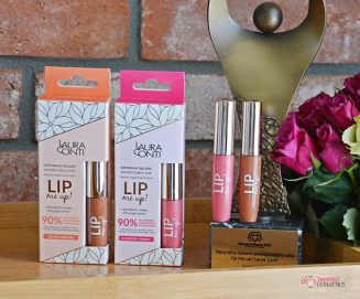 Diamenty Beauty 2021: naturalny balsam powiększający usta LIP ME UP! Laura Conti