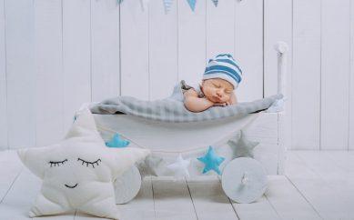 Prawidłowy sen dziecka – jak o niego zadbać?