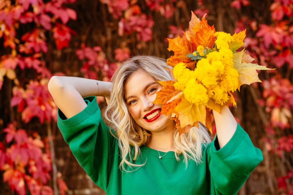 jesienna pielęgnacja włosów porady redaktor kosmetycznej blo