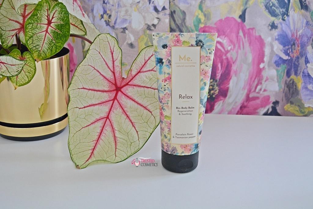 Relaks Bio-Body Balm Regeneration & Soothing Me. Natural Cosmetics
